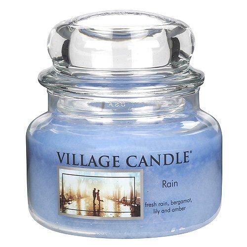 106016811 Medium Inc Village Candle Rain 16 oz Glass Jar Scented Candle
