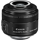 Canon interchangeable lens EF-S35mm F2.8 macro IS STM [Canon EF mount (for APS-C)](Japan Import-No Warranty)