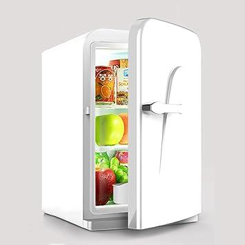 Nevera De Coche 16L Refrigeración Dual Mini Refrigerador Uso Dual ...