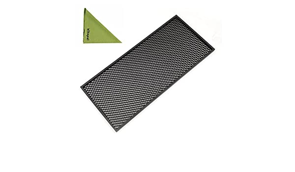Falcon Eyes 90/°Metal Honeycomb Grid Softbox for DeSal DS712 RGB Soft LED Light Photographic Lighting