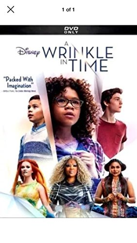 A Wrinkle In Time  Dvd 2018