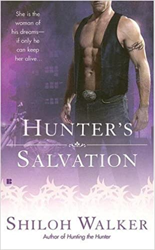 Hunter's Salvation (Berkley Sensation)