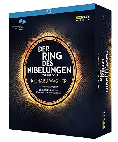 (Der Ring Des Nibelungen [Blu-ray])