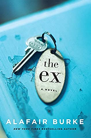book cover of The Ex