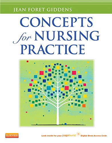 Concepts for Nursing Practice (with Pageburst Digital Book Access on VST), 1e by Brand: Mosby