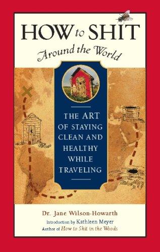 How Shit Around World Traveling ebook product image