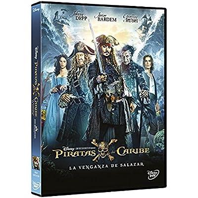 Piratas Del Caribe: La Venganza De Salazar [DVD]
