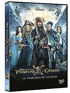 Piratas Del Caribe: La Venganza De Salazar [DVD]: Amazon.es