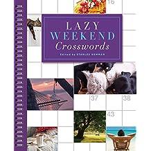 Lazy Weekend Crosswords