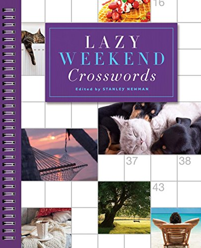 Lazy Weekend Crosswords  Sunday Crosswords