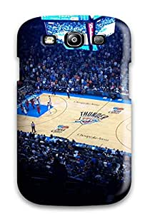 New Style oklahoma city thunder basketball nba NBA Sports & Colleges colorful Samsung Galaxy S3 cases
