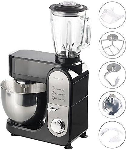 Robot de cocina todo en uno 1000 W con picadora y batidora: Amazon ...