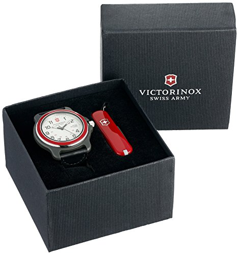 (Victorinox Men's 249085.1 Original XL Watch with Army Knife )