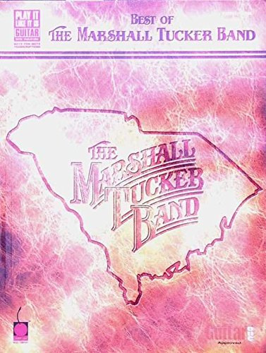 Best of The Marshall Tucker Band (Play It Like It Is - Cherry Lane Sheet Music Blues