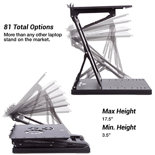 TriGear Premier 81 Adjustable Height & Angle Options ...