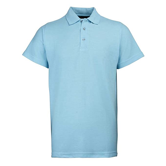 Rty Mens Workwear Casual Heavyweight Polo Shirts: Amazon.es: Ropa ...