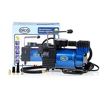 Compresor de Aire para los Coches a 12 V 180 W y 10 Bar / 150PSI 35 Litros: Amazon.es: Coche y moto