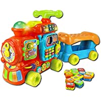 VTech Baby 181903 Push & Ride Alphabet Train , Multi