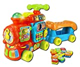 VTech Baby Push and Ride Alphabet Train -Multicolour