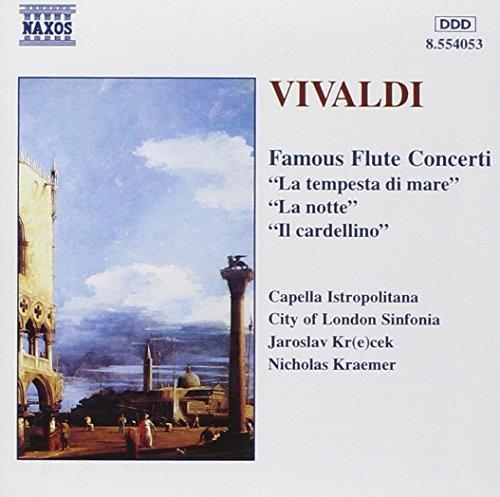 Vivaldi: Famous Flute Concerti (1997-06-02)