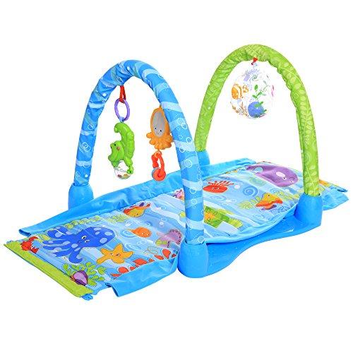 infant activity quilt - 8