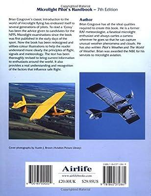 Microlight Pilot's Handbook (Airlife Pilot's Handbooks)