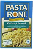 chicken and broccoli - Pasta Roni Chicken & Broccoli Linguine Mix (Pack of 12 Boxes)