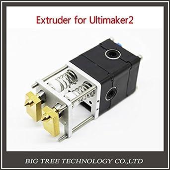 Topsame UM2 Ultimake 2 - Kit de 2 boquillas para impresora 3D, 2 ...