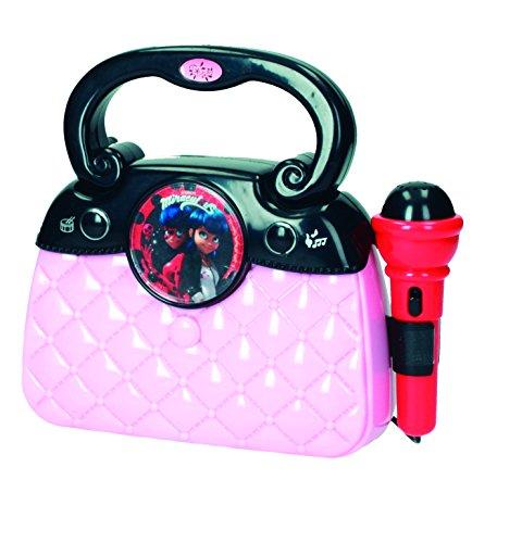 Reig 2684Ladybug Handbag with Microphone, Built and MP3Connection