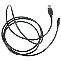 Digipartspower USB 5Pin Mini PC Cable Data Cord Lead for JVC Camcoder Cable Type QAM0324-001 QAM0538-001 QAM0719-001 from Digipartspower