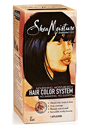Shea Moisture Black Color System