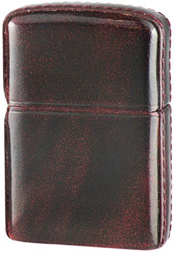 (Zippo Leather RED)