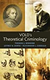 img - for Vold's Theoretical Criminology by Thomas J. Bernard (2009-04-09) book / textbook / text book