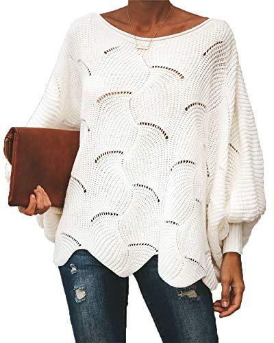 Crochet Flower Sweater - 2