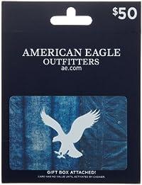 American Eagle $50 Gift Card