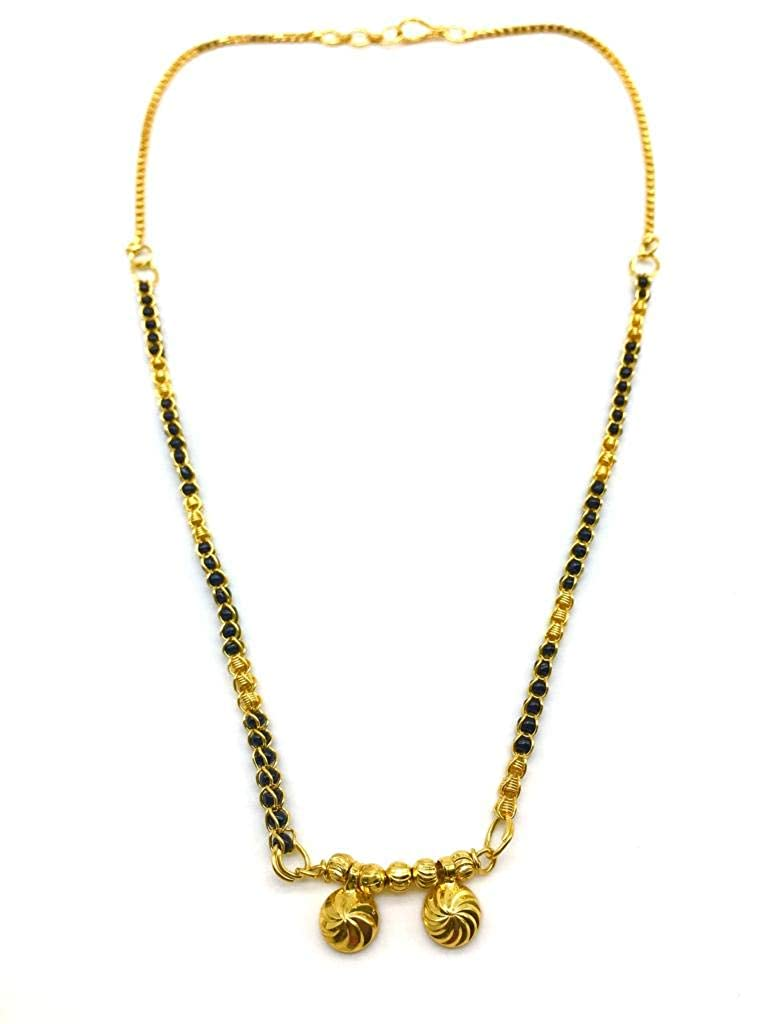 Buy Digital Dress Women S Jewellery Gold Plated Mangalsutra Necklace 18 Inch Length Chain Golden Vati Tanmaniya Pendant Traditional Black Gold Beads Single Line Layer Short Mangalsutra For Women And Girl At Amazon In,Mountain Home Designs
