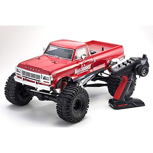 Kyosho 33153B Mad Crusher GP-Mt 4WD Nitro Monster Truck, Readyset