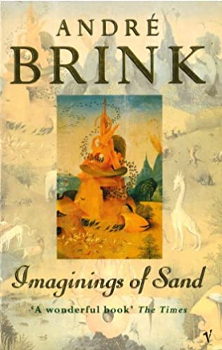 book cover of Imaginings of Sand