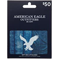 $50 American Eagle Outfitters Gift Card