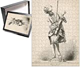 Photo Jigsaw Puzzle of Wolfgang Amadeus Mozart, statue as a boy