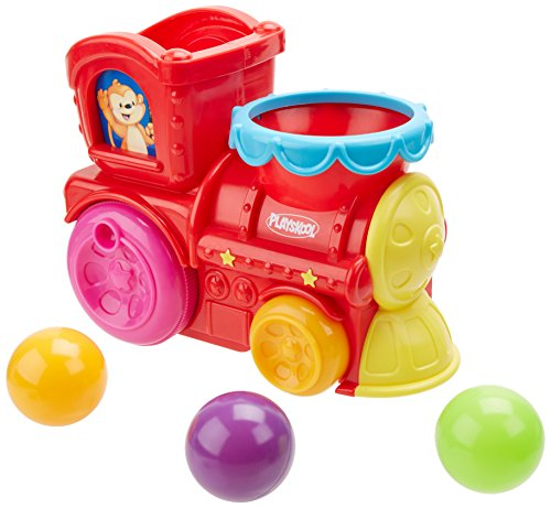 Playskool Poppin' Park Roll-N-Pop Express