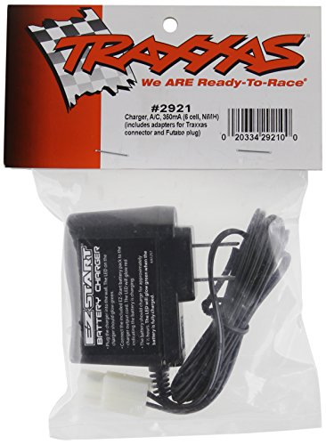 Traxxas 2921 350mAh A/C Charger for 6-Cell NiMH