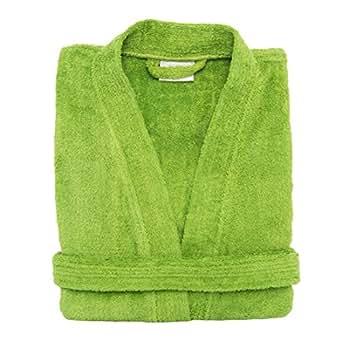 941fdb8e84 Image Unavailable. Image not available for. Color  Mirko Terry Cloth  Bathrobe%100 Cotton Men s Women s Robe ...