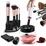 Makeup Brush Cleaner and Dryer Machine, Portable Electronic Automatic Brushes Cleaner, Cleans & Dries Makeup Brushes in Seconds, Suit for All size Makeup Brushes(2018 New Version)