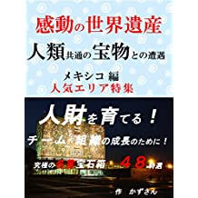 Raising the sentiment of journey Fascination of world heritages Popular area in Mexico (Japanese Edition)
