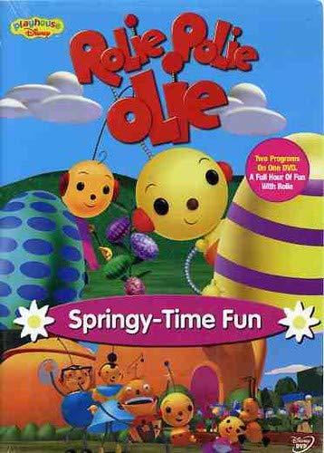 Rolie Polie Olie - Springy-Time Fun -