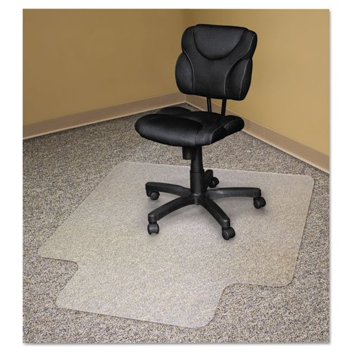- Advantus - Recycled Chair Mats For Carpets, 53 x 45, Slightly Tinted 50121 (DMi EA