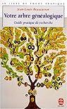 Votre arbre généalogique : guide pratique de recherche par Beaucarnot