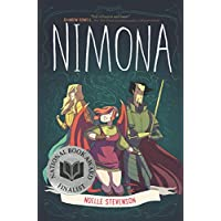 Deals on Nimona Kindle & ComiXology