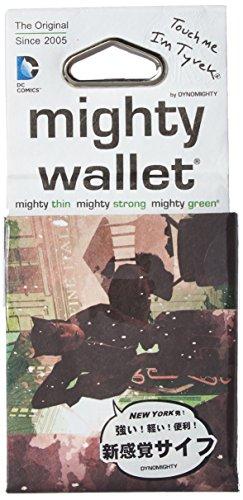 Dynomighty Men's DC Comics Ultra Thin Eco-friendly Tyvek Mighty Wallets at Gotham City Store